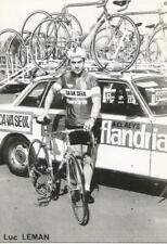 Cyclisme, ciclismo, wielrennen, radsport, cycling, LUC LEMAN