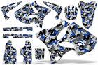 Graphics kit Sticker Decal Wrap for Yamaha YZ 125/250 2002-2009 URBAN CAMO BLUE