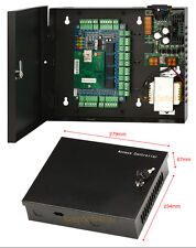 4 Door TCP/IP Network Access Control Panel+110-240V Power Supply Box+Free SDK