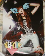 4MINUTE HYUNA Mini Album Vol. 2 Melting Taiwan Promo Poster