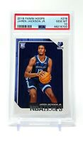 Jaren Jackson Jr Rookie 2018-19 Panini NBA Hoops #278 RC PSA 10 Gem Mint