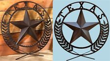 TEXAS STAR SOUTHWESTERN WALL PLAQUE ** NIB