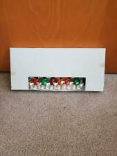 Vintage M&M Happy Lights 20 Light Set