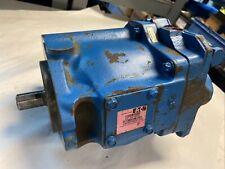 Vickers Pvq45ar01a Hydraulic Piston Pump Refurbished