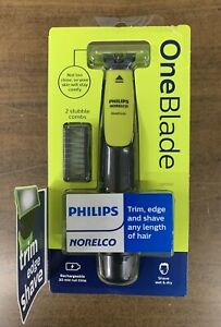 Philips Norelco Oneblade Electric Trimmer & Shaver - wet & dry (NEW SEALED BOX)