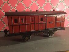 Marklin 18751, furgone postale-bagagliaio, spur 1, scart. 1