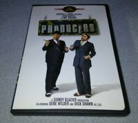 The Producers (DVD,  Zero Mostel 1968! *RARE oop