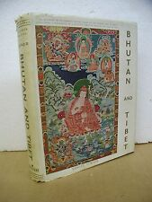 An Account of an Embassy to the Court of the Teshoo Lama in Tibet & Bhutan HB/DJ
