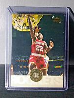 1995-96 Upper Deck Clyde Drexler #180 Basketball Card