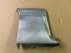 87-93 Ford Mustang GT Side Skirt Front Of Rear Quarter Panel Ground Effect RH OE