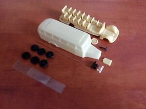 1/87 (HO) MB Lo 3100 bus (1935) - Limited edition resin kit