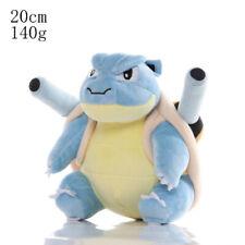 Plush Stuffed Animal Soft Doll Pokemon Blastoise Toy Action Figure Gift Stuffed
