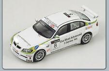 SPARK S2502 - BMW 320 i n°8 WTCC 2009 A. Farfus  - 1/43