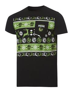 S.E. Melbourne Phoenix 19/20 Make It Reindeer Tee Basketball T-Shirt