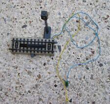 märklin décrocheur + lampe + connectiques n°5112