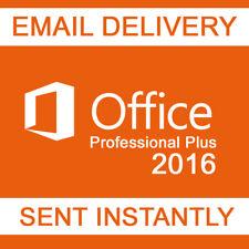MICROSOFT Office 2016 Pro Plus codice prodotto e collegamento di download-Professional 1pc