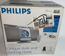 Philips MCM276R/37 MP3/WMA-CD & USB Direct playback CD Player W/ Remote SEALED