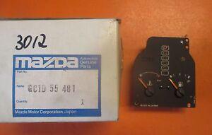 original Mazda 626,MX-6 (GE) GC1D-55-481,Tankanzeige (Tacho) Temperaturanzeige