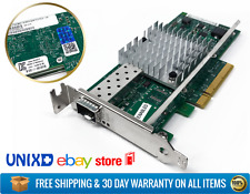 Genuine Intel X520-DA1 INTEL 10GB PCIE SFP+ - Yottamark Hologram Low Profile