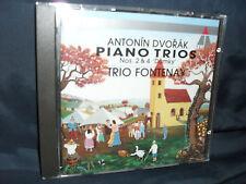 Dvorak - Piano Trios Nos. 2 & 4 -Trio Fontenay
