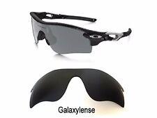 Galaxy Replacement Lenses For Oakley Radarlock Path Black Polarized 100% UVAB
