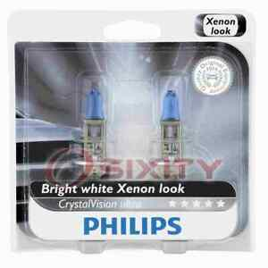 Philips High Beam Headlight Bulb for Kia Borrego Forte Forte Koup Forte5 iv