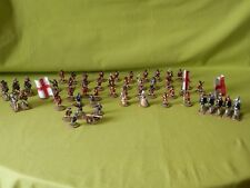 18TH CENT BRITISH MODELS 28MM METAL WARGAMES FOUNDRY OR SIMILAR
