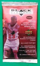 1998-99 Upper Deck Black Diamond NBA Basketball Trading Cards Sealed Hobby Pack
