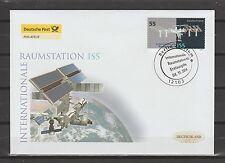 04.11.2004 Bund 2433 FDC Raumstation ISS