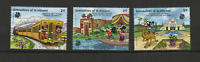 Walt Disney Grenadines of St. Vincent 3 timbres neufs 1989 /T3461