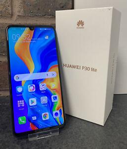 Huawei P30 Lite 128GB Peacock Blue EE Google Play • BB4A035BO6LGO