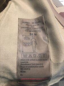 Nouveau Pantalon Treillis F3 Armée Française Sable rare