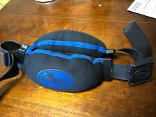 Dacor Hi-Tech 30 Scuba Diving Soft Weight Lead Shot Weight Belt 2� Quick Release