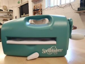 Spellbinders Grand Calibur machine
