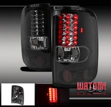 04-08 FORD F-150 FX2 FX4 XL PICKUP TRUCK LED ALTEZZA TAIL BRAKE LIGHT LAMP BLACK