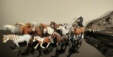 SCHLEICH GERMANY HORSE LOT DRAFT APPALOOSA PAINT MARE STALLION VINTAGE 2000'S