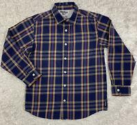 Pizza NWT long sleeve OshKosh B/'Gosh Toddler Boys/' Poplin Button-Front Shirt