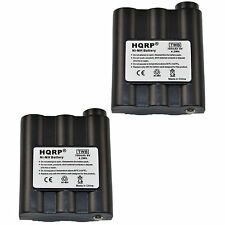 2x Battery for Midland GXT / LXT Series Two-Way Radio, BATT5R AVP-7 HH54 HH54VP2