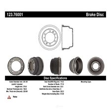 Brake Drum-C-TEK Standard Rear,Front Centric 123.76001