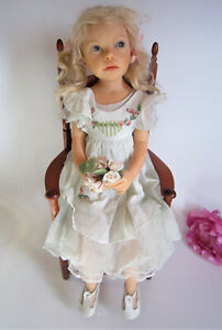 Heloise France collectable resin doll Camille.Lim.Ed.Beautiful and rare.