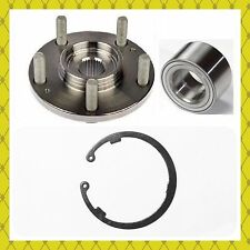 Front Wheel Hub & Bearing W/Snap Ring FOR JEEP COMPASS W/4 WHEEL ABS 1 SIDE
