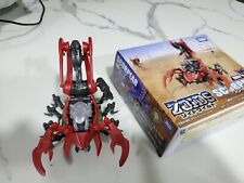 Zoids World Zw04 Scorpear Scorpion Takara Tomy Action Figure built