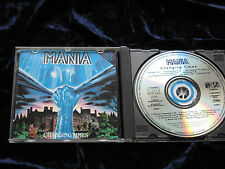 Mania CD Changing Times 1989 Noise International N 0139-2 EX/EX