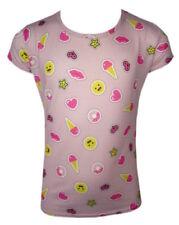 T-shirts et débardeurs à motif Fantaisie/dessin animé pour fille de 7 à 8 ans