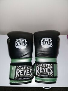 Limited edition Cleto reyes boxing gloves 16oz. Worn no more than 3 times.