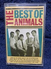 The Animals Remastered Cassette The Best of The Animals
