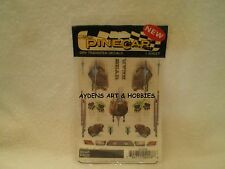 Pine Car Pinewood Derby DRY TRANSFER DECALS BEAR P4028