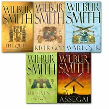 Wilbur Smith Collection 5 Book Set.(Wilbur Smith Collec