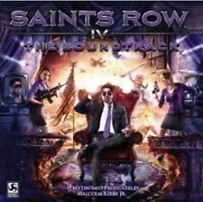 Saints Row IV (Original Video Game Soundtrack) - Malcolm Kirby Jr. (NEW CD)