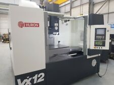 Huron VX12 CNC vertical milling, New 2012, 1400 x 630 table, £49,950 plus VAT